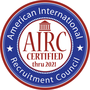 AIRC Certificate