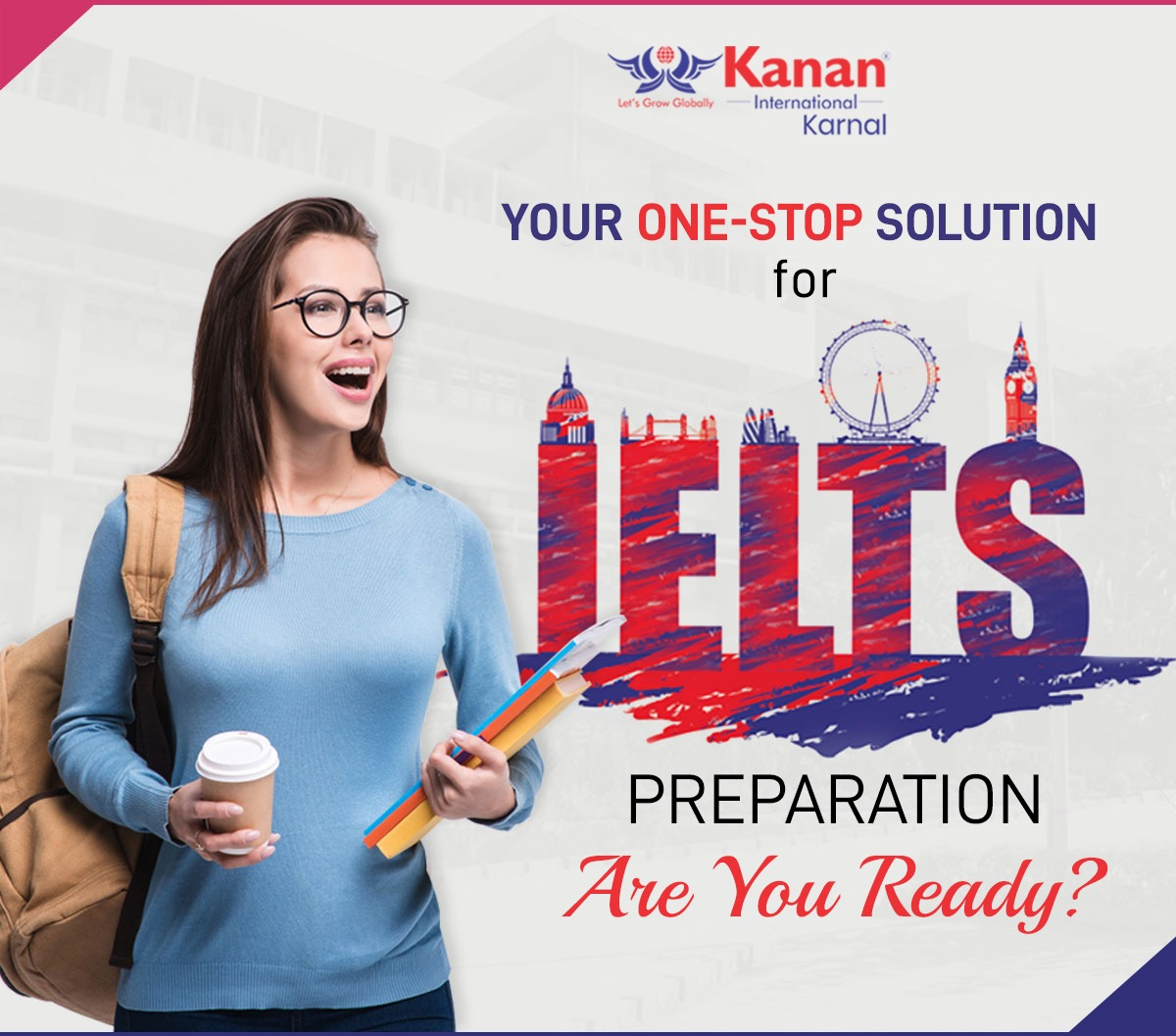 How to score more in IELTS writing module? | Best IELTS Coaching Institute in Karnal, Haryana - Kanan karnal Image