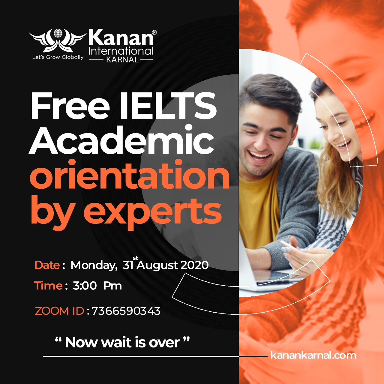 Free IELTS Academic Orientation by Experts