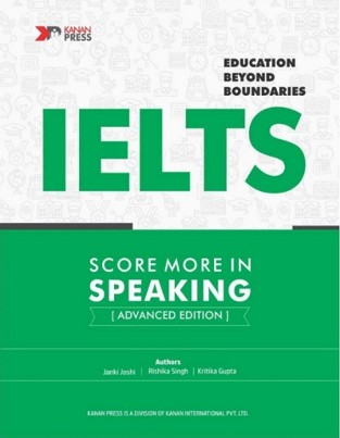 IELTS Speaking Advanced Edition Book