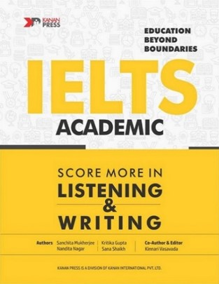 IELTS Academic Listening & Writing Book