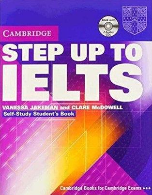 Cambridge Step up to IELTS Book