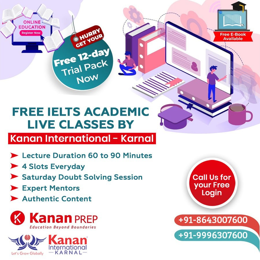 Kanan International IELTS Live Class